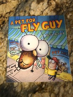 Paperback Fly Guy book