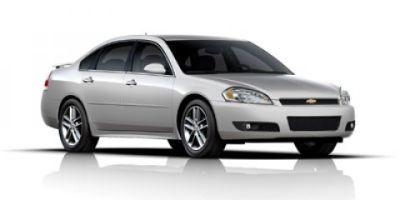 2012 Chevrolet Impala LTZ (Silver Ice Metallic)