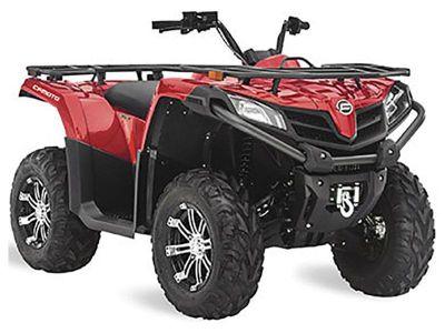 2019 CFMOTO CForce 500S EPS ATV Utility ATVs Cumberland, MD