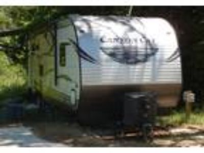 2015 Forest River Palomino-Canyon-Cat Travel Trailer in Helena, AL