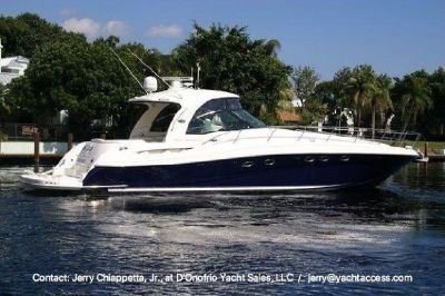 2004, 50' SEA RAY 500 SUNDANCER For Sale