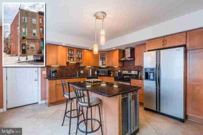 2049 E Lombard St Baltimore Three BR, beautifully designed end of