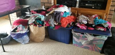 Girl lot size 5-6 clothes