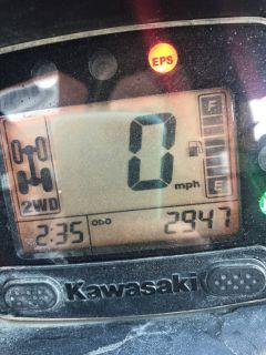 2013 Kawasaki Teryx4 750 4x4 EPS LE Sport-Utility Utility Vehicles Hays, KS