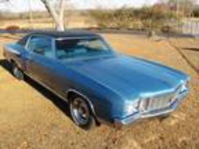 1972 Chevrolet Monte Carlo Automatic
