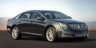 2013 Cadillac XTS Premium Collection (White Diamond Tricoat)