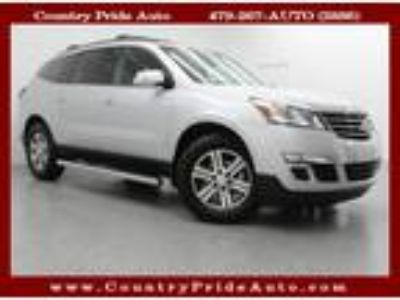 Used 2015 CHEVROLET Traverse LT in Farmington, AR