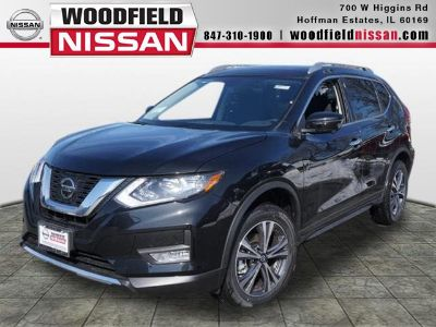 2019 Nissan Rogue (Magnetic Black Pearl)