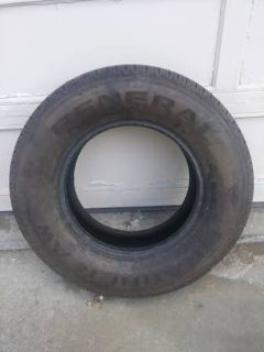 General Grabber AW Tire P255/65 R16