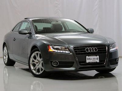 2012 Audi A5 2.0T quattro Premium Plus (Monsoon Gray Metallic)