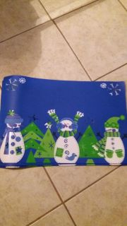 New 2 sets of 4 placemats $3.00 each set, pick up in Brazoria