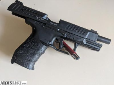 For Sale: USPSA ready Walther PPQ