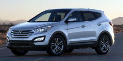 2013 Hyundai Santa Fe Sport 2.4L (Serrano Red)