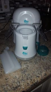 Bottle warmer and cooler, BARELY USED