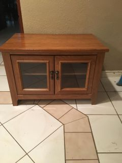 Nice TV or utility stand ( not solid wood)