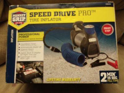 Speed Drive Pro Tire Inflator