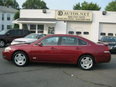 2006 Chevrolet Impala SS (Sport Red Metallic)