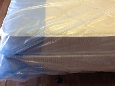 Full size mattress set new
