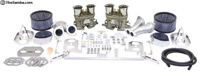 EMPI Dual Deluxe HPMX Carb Kits - Type 1