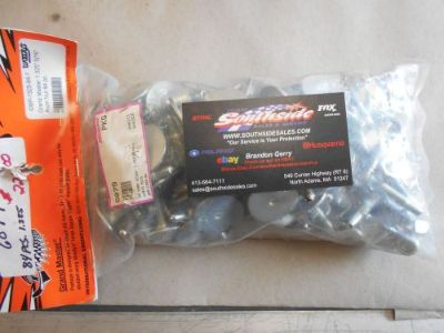 Sell WOODY'S GRAND MASTER SINGLE PLY 84pc. TRACK STUD KIT GMP-1325-84-1 motorcycle in North Adams, Massachusetts, United States, for US $189.95