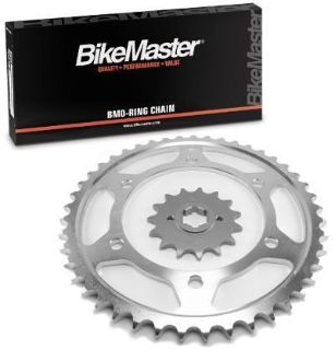 Sell JT O-Ring Chain 13-49 Alloy Sprocket Kit for Kawasaki KX125L 2000-2002 motorcycle in Hinckley, Ohio, United States, for US $109.18
