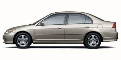 2005 Honda Civic EX (Not Given)