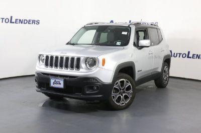 2015 Jeep Renegade (Glacier Metallic)