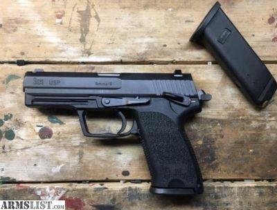 For Sale: HK USP 9mm full size