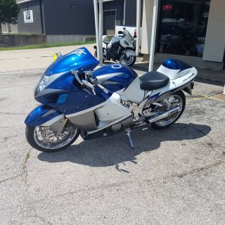 2006 Suzuki Hayabusa 1300 SuperSport Motorcycles Moline, IL