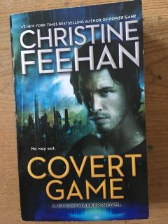 Covert Game by Feehan
