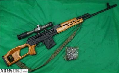 For Sale: Romanian Dragunov PSL54 PSL-54 7.62x54R NR
