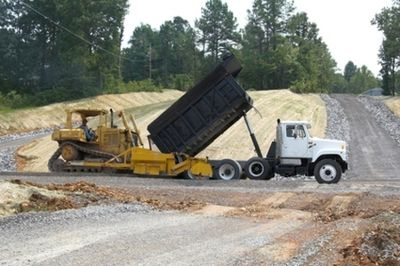 Financing for heavy equipment & dump trucks