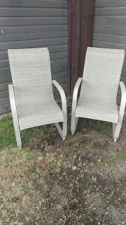 NICE Lawn Chairs (have 6)
