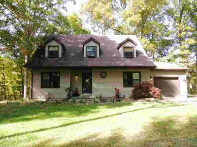 1802 E 2400 Avenue Brownstown Four BR, *Wooded 10 Acres with