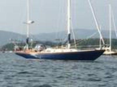 1967 Hinckley Bermuda 40