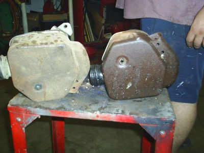 Find 1972 HONDA CL350 SCRAMBLER AIR BOXES motorcycle in Sasser, Georgia, US, for US $30.00