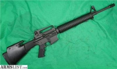 For Sale: Colt Pre-Ban Competition HBAR AR-15 5.56-mm NR