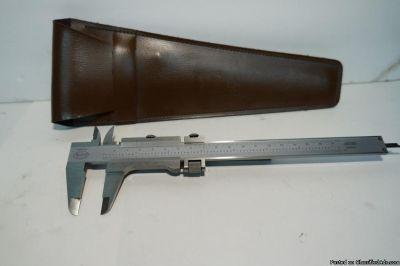 Helios Stainless Steel Vernier Caliper 0