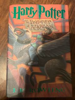 Hard cover with sleeve Harry Potter