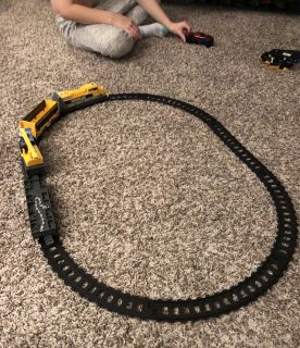 Working train set