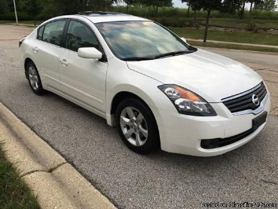Used 07 Nissan Altima 2.5 S 4DR $2007