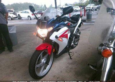 2012 Honda CBR250