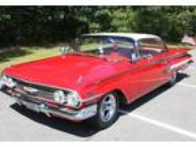 1960 Chevrolet Impala American Classic in Quincy, MA