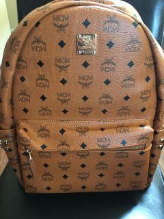 MCM book bag