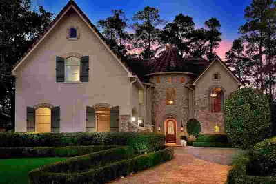 63 Golden Scroll Circle Spring Four BR, Spectacular home that