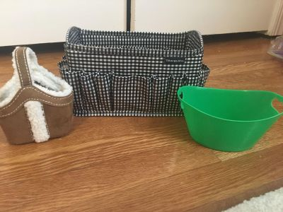 3 small organizers GUC all for $4!