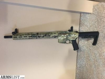 For Sale: Multicam AR-15
