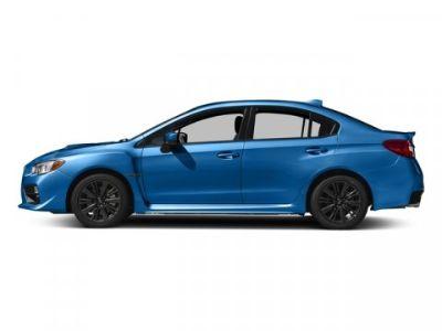 2016 Subaru WRX Base (WR Blue Pearl)