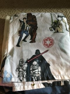 Star Wars Sheets double size set