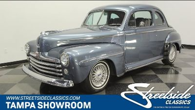 1947 Ford Deluxe Coupe Restomod